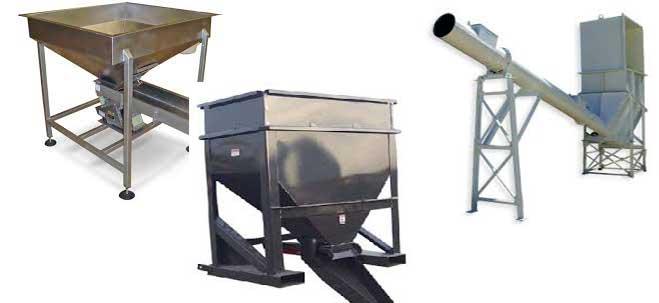 موتور ویبراتور صنعتی برای هاپرها